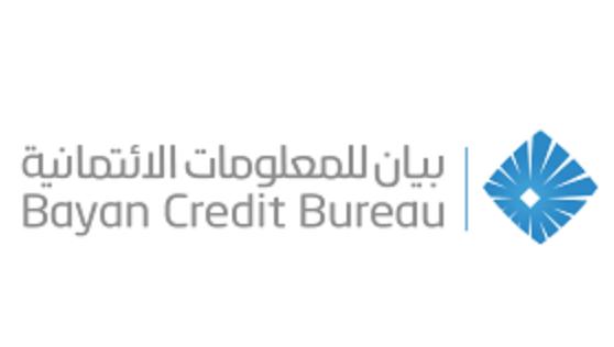 Bayan Credit Bureau - Eye of Riyadh